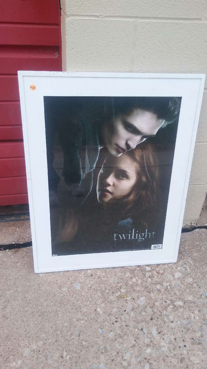 Twilight Framed poster/picture