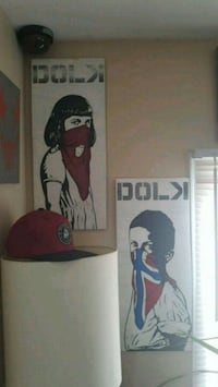 2 Paintings I Did (Make Me An Offer) 604 km
