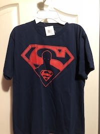 Boys blue superman shirt  London, N6M 1J4