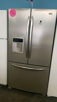 stainless steel french door refrigerator Lynwood, 90262