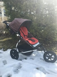 Barnevogn - Mountain Buggy Urban Jungle Heimdal, 7089