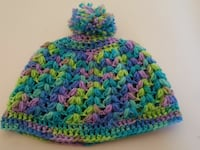 3-5 months baby crochet hat for Winter Hamilton, L0R 2H6