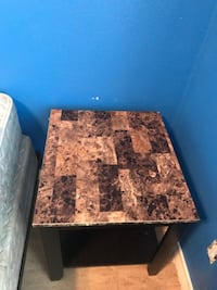 Brown and black marble top table Corpus Christi, 78415