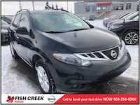 2012 Nissan Murano SL LEATHER! PANORAMIC SUNROOF! Calgary