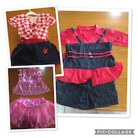 Girls extra large dance costumes Medicine Hat, T1C 1X2