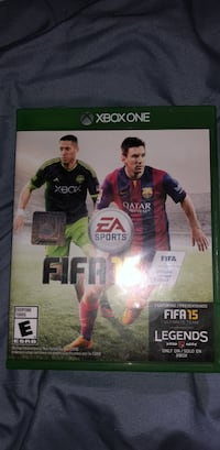 Xbox One Game Erie, 16509