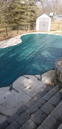 Winter pool cover King City, L7B 1G2