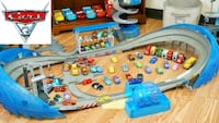Cars race track and hot wheels parking garage  Knoxville, 37921
