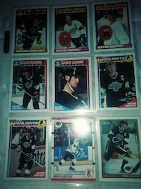 nine assorted player trading cards Lake Worth, 33460