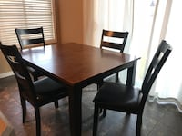 4 set dining table for sale Edmonton, T5Y 0A5