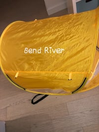 Bend river baby tent New York, 10019