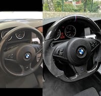 Re-Trim and Re-Shape steering wheel and car part services