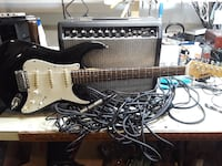 Peavey Raptor 1 guitar with a Fender Frontman 25R  Jacksonville, 32217