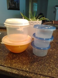 Ziploc & Other Containers $3.00 for all Burnaby