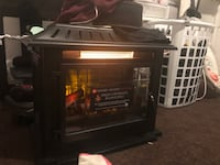 3D fire place (brand new) Paramount, 90723
