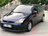 Ford - Focus - 2002 Yurt