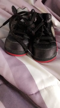 Baby Jordan's Worn Twice| LOCAL BUYERS ONLY NO SHIPPING