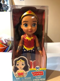 Wonder Woman Doll Chicago, 60638