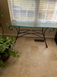 Glass Cocktail and Sofa Table Upper Marlboro, 20772