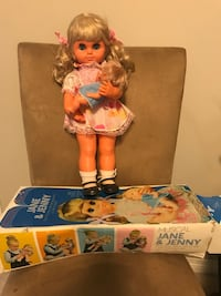 Jane & Jenna Dolls in Mint condition