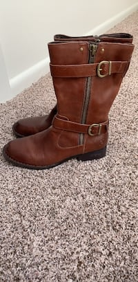 Born Leather Boots Size 8.5 Brand New Reston, 20191