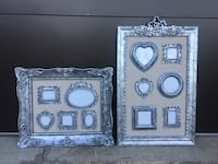 silver and white photo frame Los Angeles, 90049