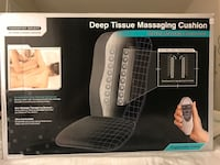 Homedics Deep Tissue Massaging Cushion Santa Clara, 95054