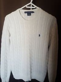 Cozy Ralph Lauren Cable Knit Sweater 27 km