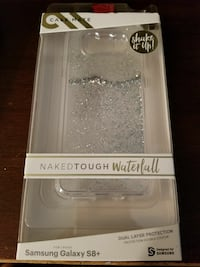 Naked Tough Waterfall iPhone case