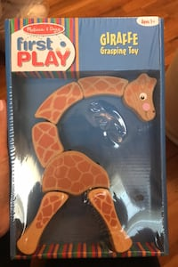 Melissa and Doug- Giraffe grasping toy Bethpage, 11714