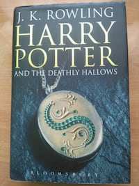 Harry Potter and the deathly hallows  6114 km