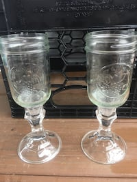 Set of Wine Glasses Fun for the Summer Hampstead, 21074
