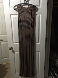 Long dress Euc with two buckets Milton, L9T 0R8