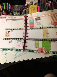 Beautiful BIG Happy Planner  Annandale, 22003