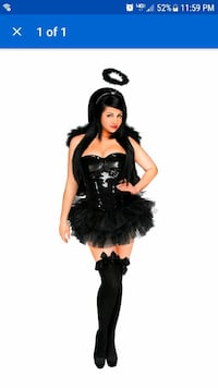 3x 4x dark angel costume