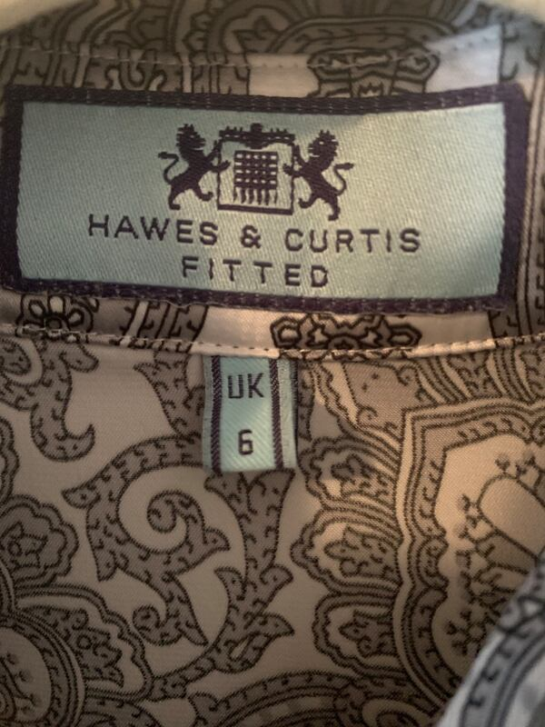 Hawes&Curtis Blouse from UK in size 6 634a0ceb-8aa4-4e81-b519-ebb57921727c