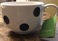 4 Kate Spade latte mugs  Pickering, L1W 2P1