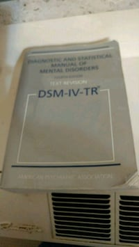 DSM IV E - Psychology/Social Work London