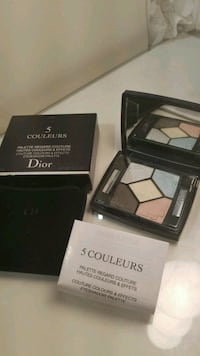 Dior 5 couleurs in Bar * new