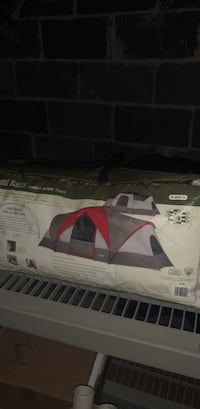 Tent-family dome tent
