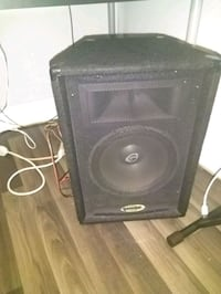 Large Audio Speaker