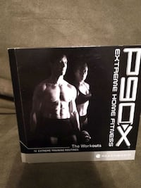 P90X The Workouts: 12 Extreme Training Routines Spotsylvania Courthouse, 22553