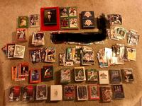 Sports cards lot & stamps Jackson, 08527