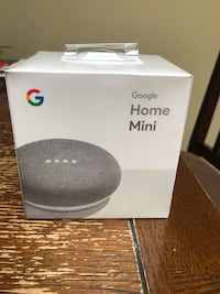 Google Home Mini Brand New in Box and Wrapper Soquel, 95073