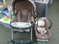 Stroll with car seat Springfield, 22151
