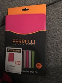 rosa Ferrelli Accessori iPad Air-sak 6162 km