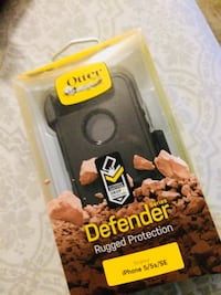 black OtterBox Defender Series for iPhone box Welland, L3B 2M7