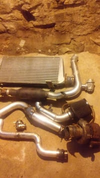 gray vehicle radiator and air intake set Bronx, 10452