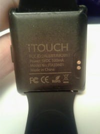 Smart watch by *itouch Seattle, 98108