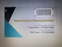 duct cleaning Streamwood